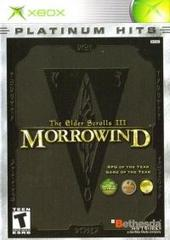 Elder Scrolls III, The: Morrowind - Platinum Hits