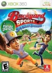 Backyard Sports Sandlot Sluggers