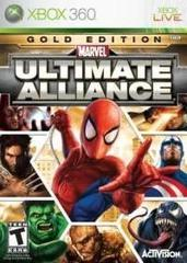 Marvel: Ultimate Alliance Gold Edition