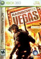 Rainbow Six: Vegas, Tom Clancy