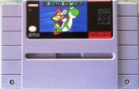 Super Mario World (Single Lined Text)