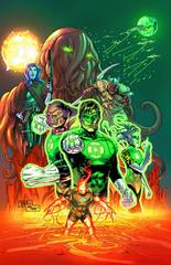 Green Lantern Hc Vol 05 Test Of Will (N52)