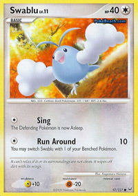 Swablu - 97/127 - Common