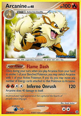 Arcanine - 22/132 - Rare on Channel Fireball