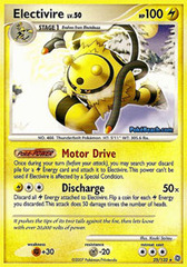 Electivire - 25/132 - Rare on Channel Fireball