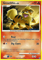 Growlithe - 89/132 - Common on Channel Fireball
