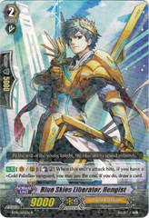 Blue Sky Liberator, Hengist - BT14/025EN - R on Channel Fireball
