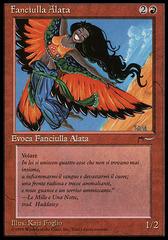 Bird Maiden (Fanciulla Alata)
