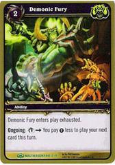 Demonic Fury