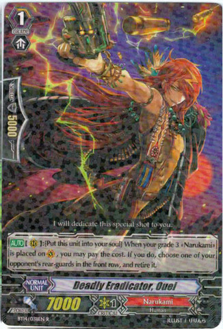 Deadly Eradicator, Ouei - BT14/038 - R