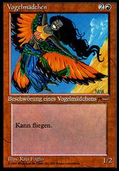 Bird Maiden (Vogelmädchen)