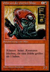 Ironclaw Orcs (Orks von der eisernen Klaue)