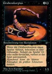 Pit Scorpion (Grubenskorpion)