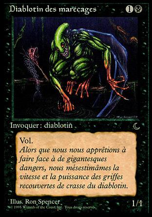 Bog Imp (Diablotin des marécages)