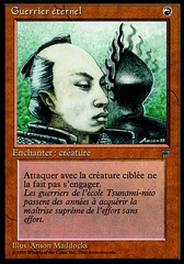 Eternal Warrior (Guerrier éternel)