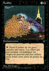 Greed (Avidité)