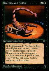 Pit Scorpion (Scorpion de l'Abime)