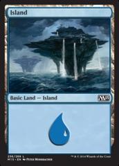 Island (256) - Foil
