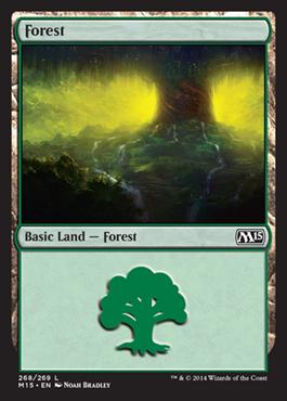 Forest (268) - Foil