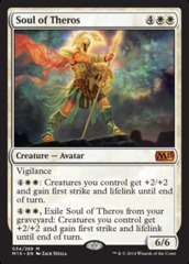 Soul of Theros on Channel Fireball