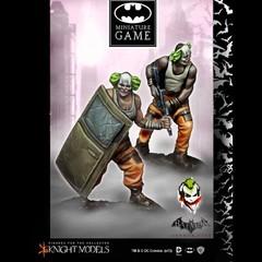 Joker's Clowns II (2)