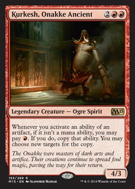 Kurkesh, Onakke Ancient - Foil