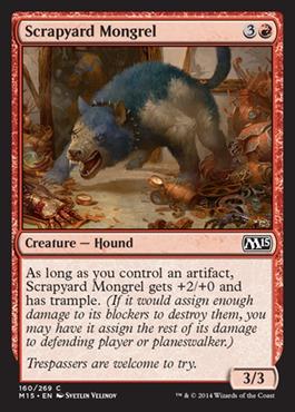 Scrapyard Mongrel