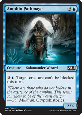 Amphin Pathmage - Foil