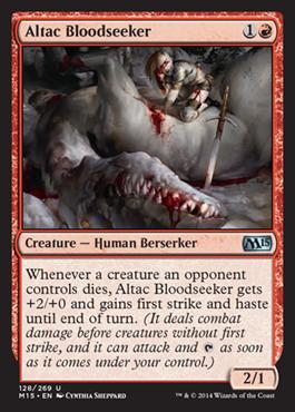 Altac Bloodseeker - Foil