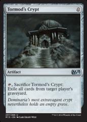 Tormod's Crypt - Foil