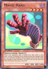 Magic Hand - DRLG-EN045 - Super Rare - Unlimited Edition