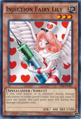 Injection Fairy Lily - YS14-ENA07 - Common - 1st Edition on Channel Fireball