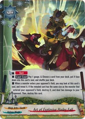 Art of Explosive Hades Fall - BT02/0018 - RR