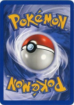 Water Energy - 102/102 - Common - 1999-2000 Wizards Base Set Copyright Edition