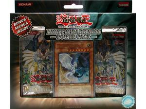 Yu-Gi-Oh Light and Darkness Dragon Power Pack