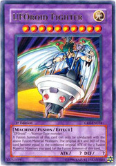 UFOroid Fighter - CRV-EN034 - Ultra Rare - 1st Edition