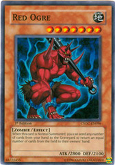 Red Ogre - CSOC-EN096 - Super Rare - 1st Edition