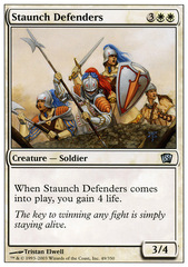 Staunch Defenders