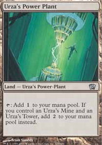 Urzas Power Plant
