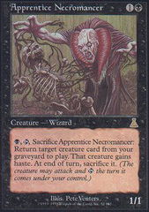 Apprentice Necromancer on Channel Fireball