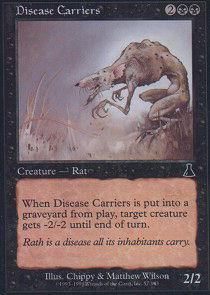 Disease Carriers