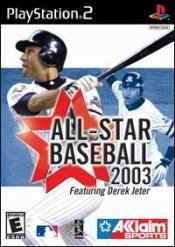 All-Star Baseball 2003 featuring Derek Jeter