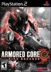 Armored Core - Nine Breaker (Playstation 2)