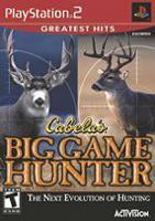 Cabela's Big Game Hunter (Playstation 2) - GH