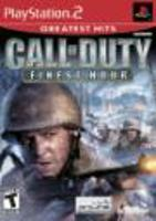 Call of Duty - Finest Hour (Playstation 2) - GH