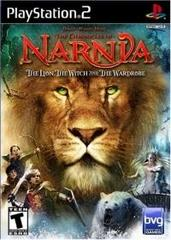 Chronicles of Narnia - Lion - Witch - Wardrobe (Playstation 2)