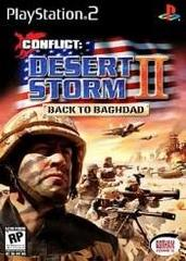 Conflict - Desert Storm II - Back to Baghdad (Playstation 2)