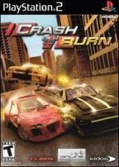 Crash N Burn (Playstation 2)