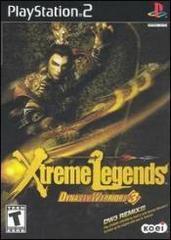 Dynasty Warriors 3 - Xtreme Legends (Playstation 2)