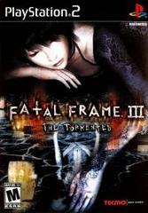 Fatal Frame III - The Tormented (Playstation 2)